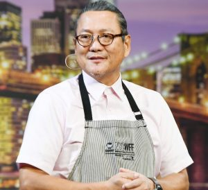 chef de sushi morimoto