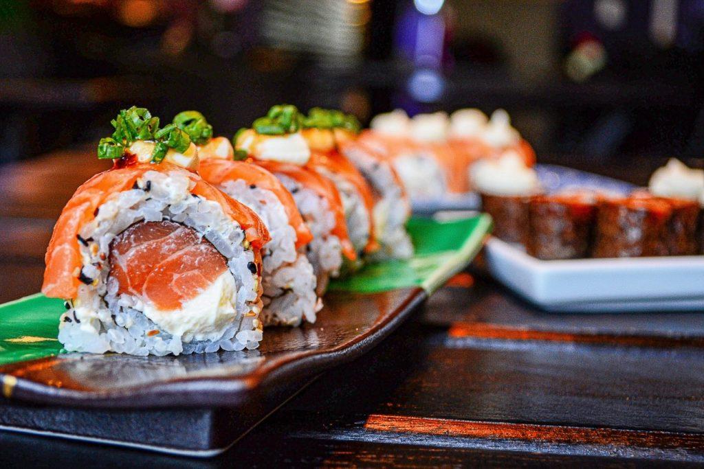 chefs de sushi
