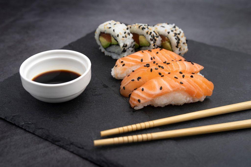 vitaminas gastronomia japonesa