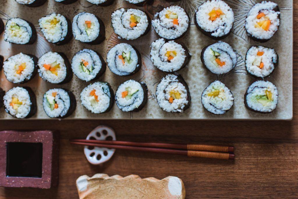 beneficios cocina japonesa